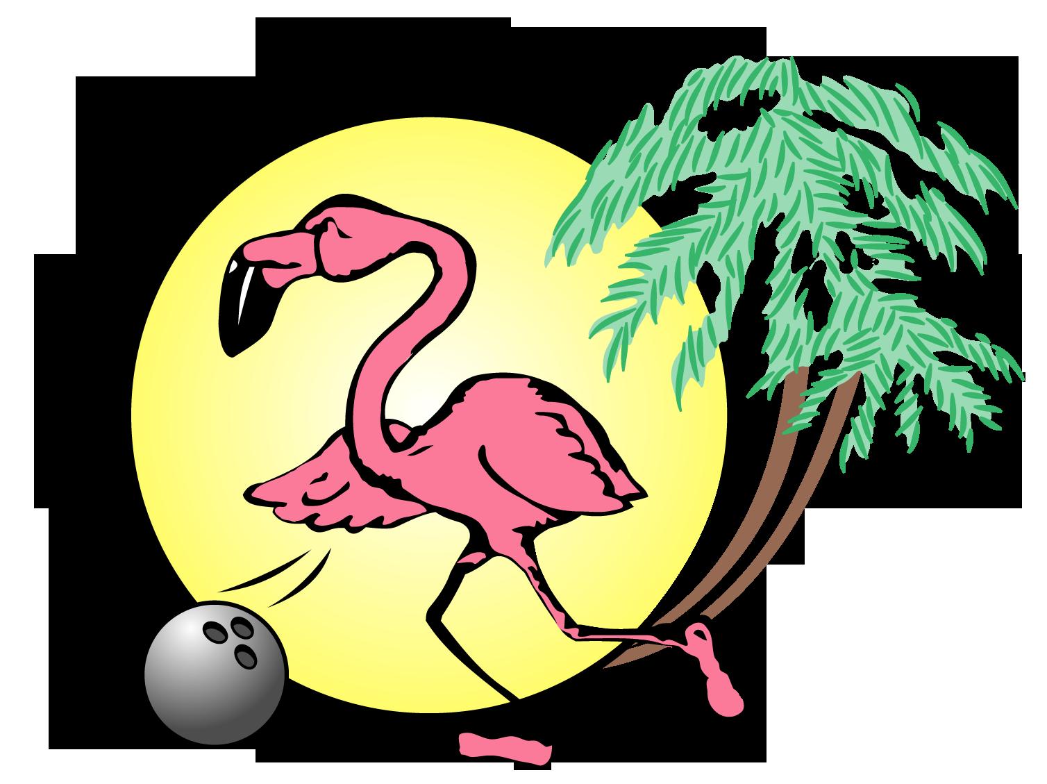 Flamingo Bowl