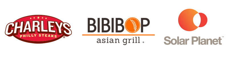 Charleys Philly Steaks | Bibibop Asian Grill