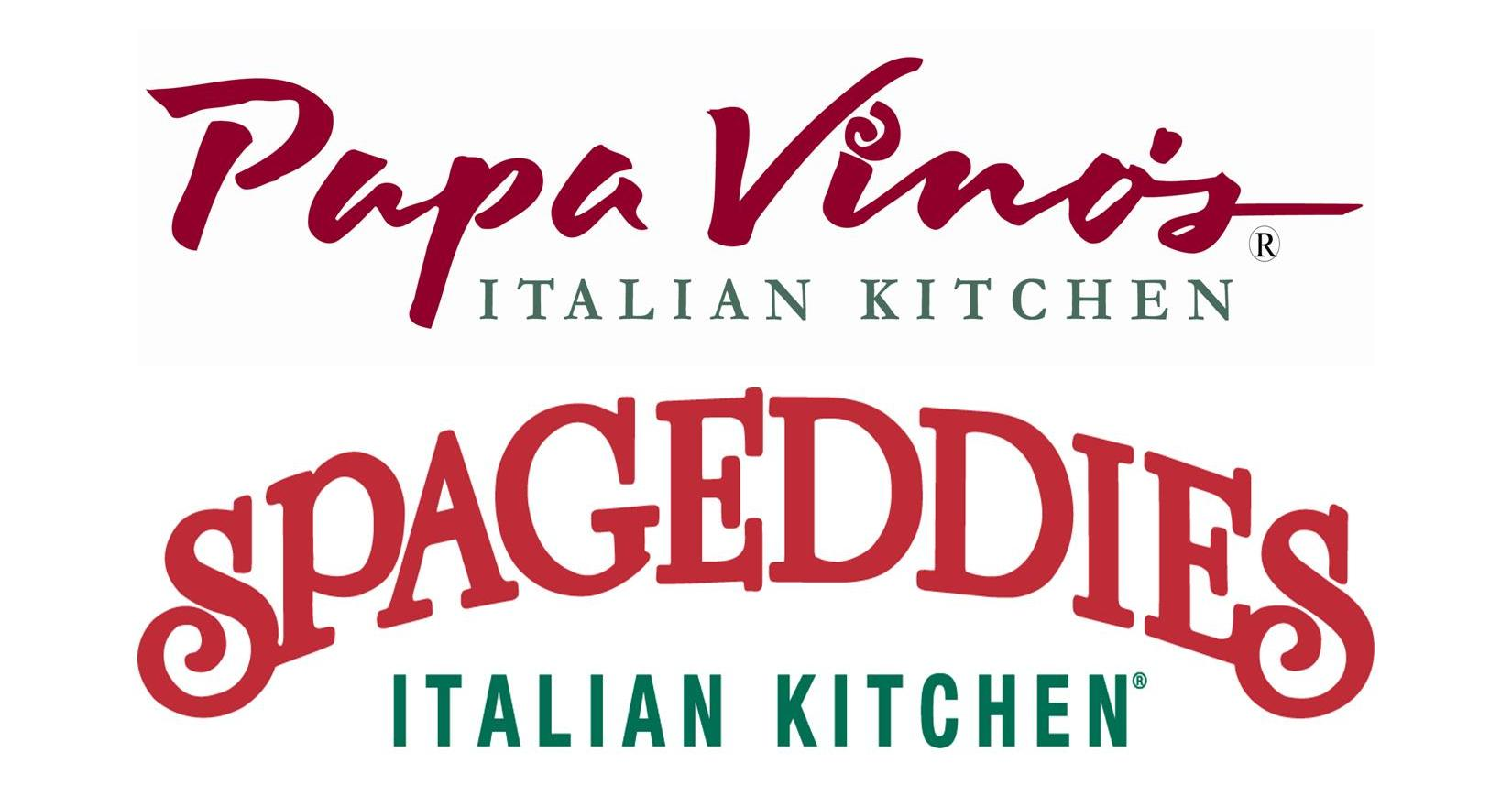 Papa Vinos and Spageddies