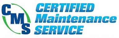 CERTIFIED MAINTENANCE SERVICE
