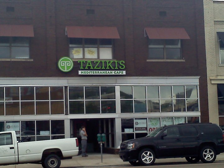 Taziki's of Chattanooga