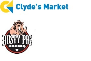 Clyde's Market and The Rusty Pig